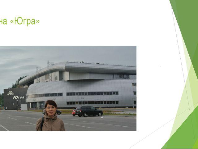Арена «Югра»