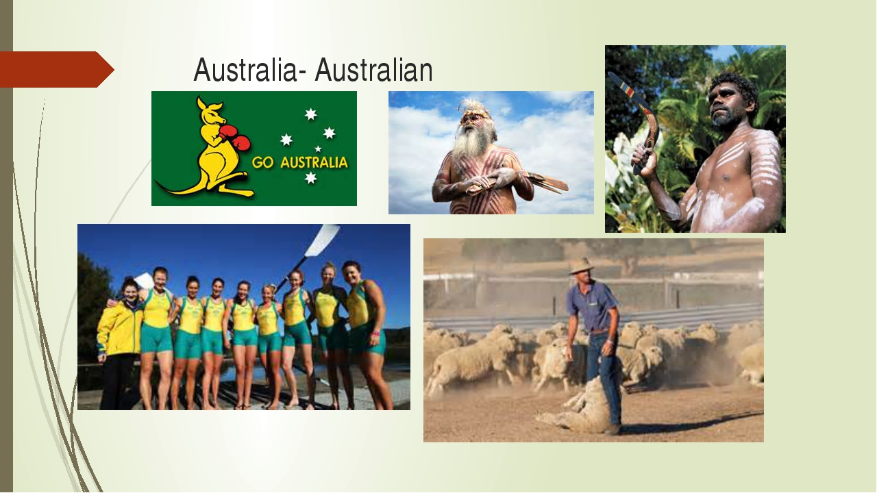 Australia- Australian