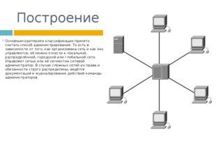 Компьютеры могут соединяться между собой, используя различные среды доступа: