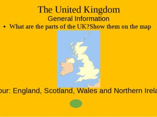 The United Kingdom General Information Choose the national symbol of England