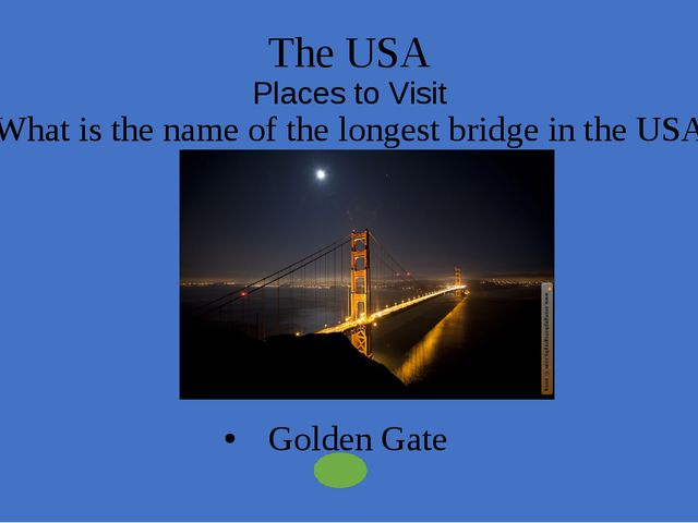 The USA Places to Visit Where do a lot of famous actors and actresses live? H...
