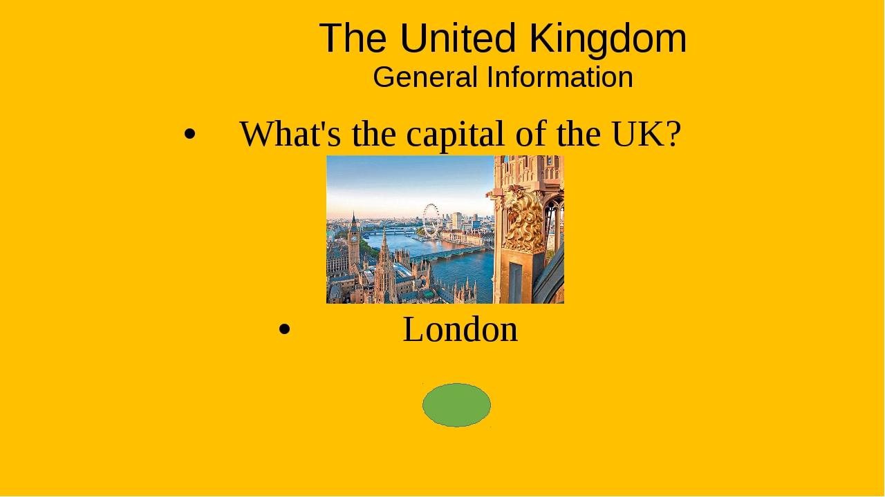 The United Kingdom General Information What's the full name of the country? T...