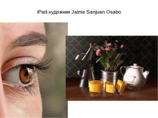 iPad-художник Jaime Sanjuan Osabo