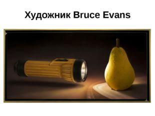 Художник Bruce Evans