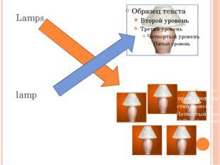 Lamps lamp