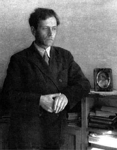 Д.С.Лихачев. 1944 г.