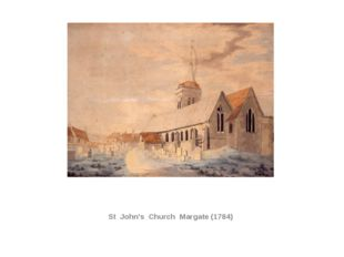 St John's Church Margate (1784)