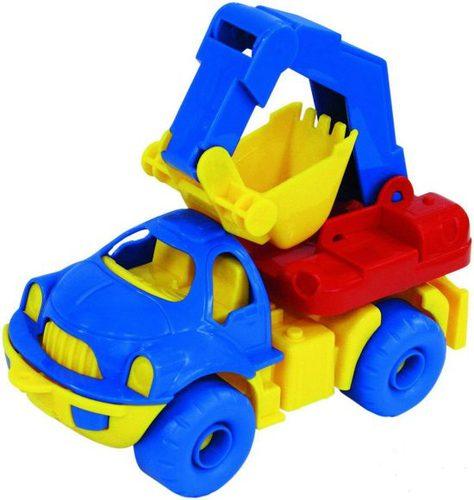 Купить пластмассовую машинку детскую Н-063 - Машинки пластмассовые(Россия) - Интернет магазин
