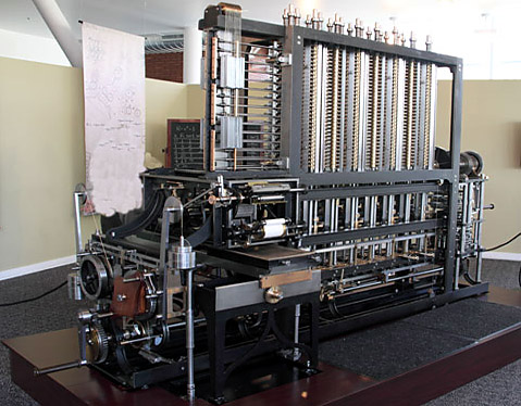 Компьютер Беббиджа