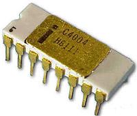 микропроцессор Intel 4004