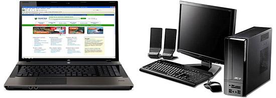 Современные компьютеры и ноутбуки