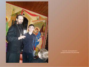 Празднование Рождества Иисуса Христа в воскресной школе. 2014. Детский театр