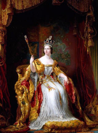 Королева Виктория - фото