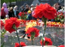 Цветы в День Победы
