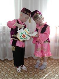 Дети дома ребенка г. Набережные Челны