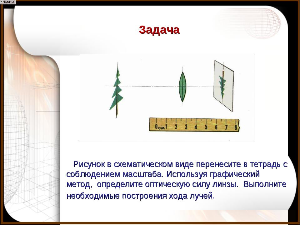 Рисунок в схематическом виде перенесите в тетрадь с соблюдением масштаба. Ис...