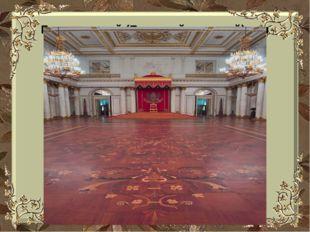 Георгиевский (Большой тронный) зал