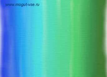сине-зеленая растяжка