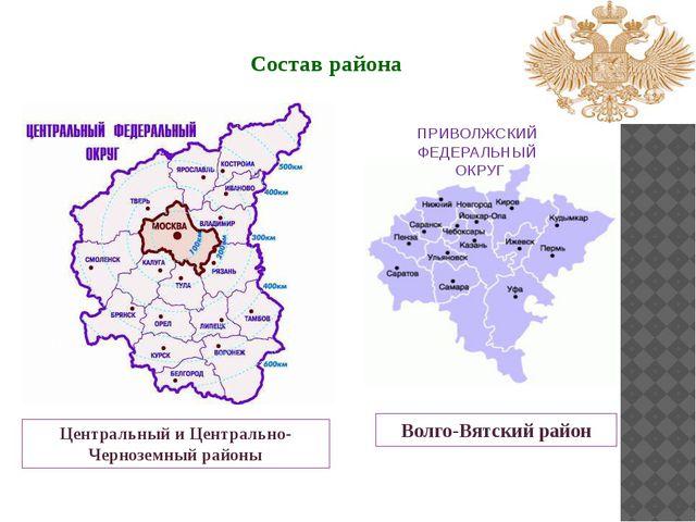 Волго-Вятский Район Контурная Карта