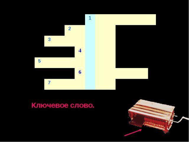 Ключевое слово. Изобретатель механического арифмометра, умеющего складывать,...