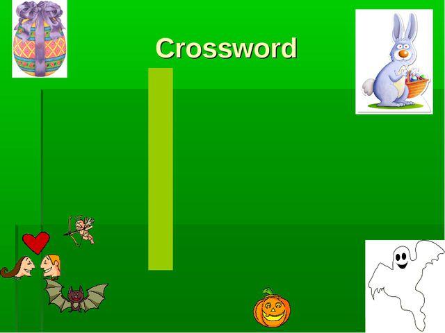 Crossword...