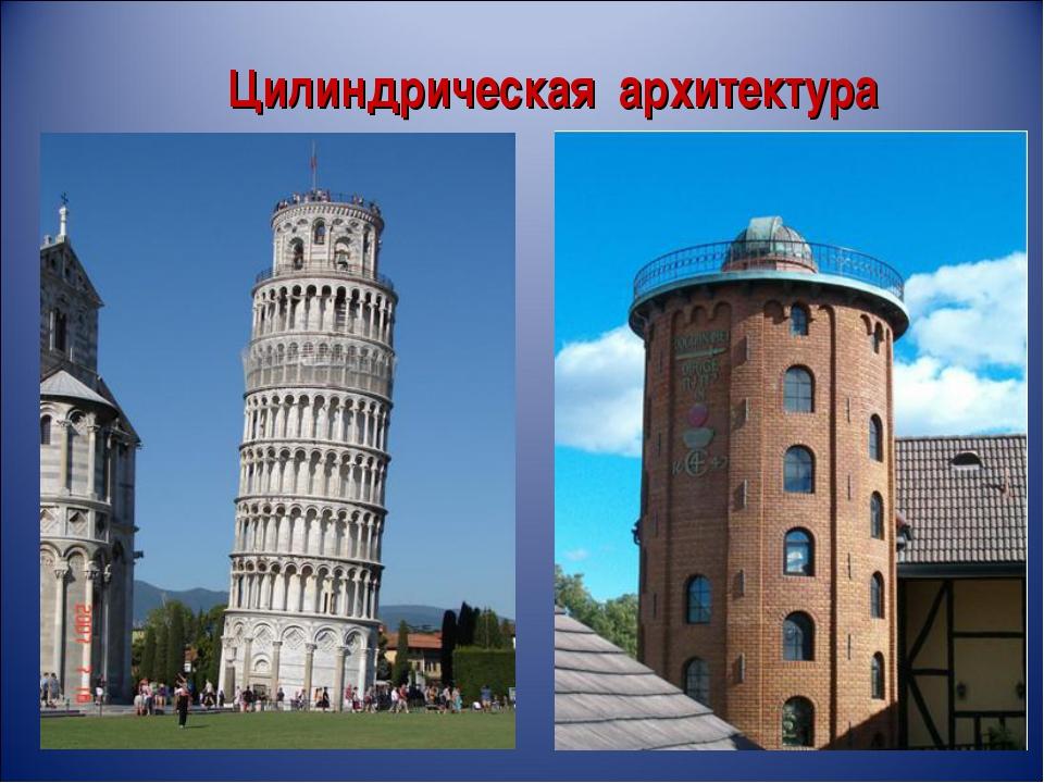 Цилиндрическая архитектура