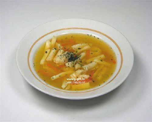сборник рецептур суп с макаронными изделиями и картофелем