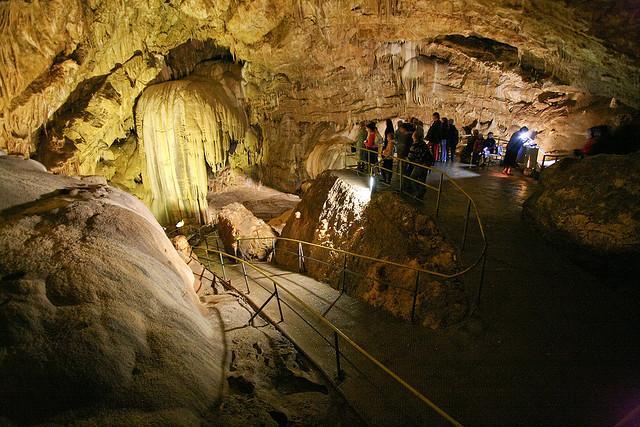 Спелеотуризм - возможность открыть для себя таинственный мир пещер - jiro.com.ua
