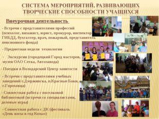 - Совместная работа с ДК (фестиваль «День косы в год Козы») Внеурочная деятел