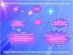 4 Ашық 3 шақтың біреуінде тұруды қажет етеді Рай Бұйрық Көбінесе ІІ жақта тұр