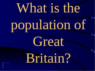 What is the population of Great Britain?