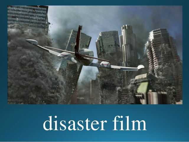 disaster film