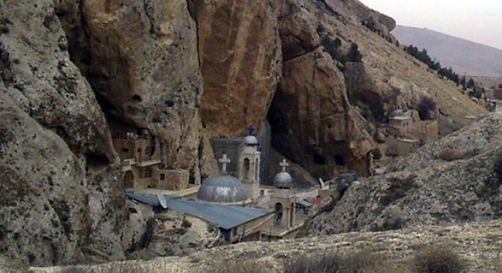 Разрушена древняя церковь святых Саркиса и Бахуса