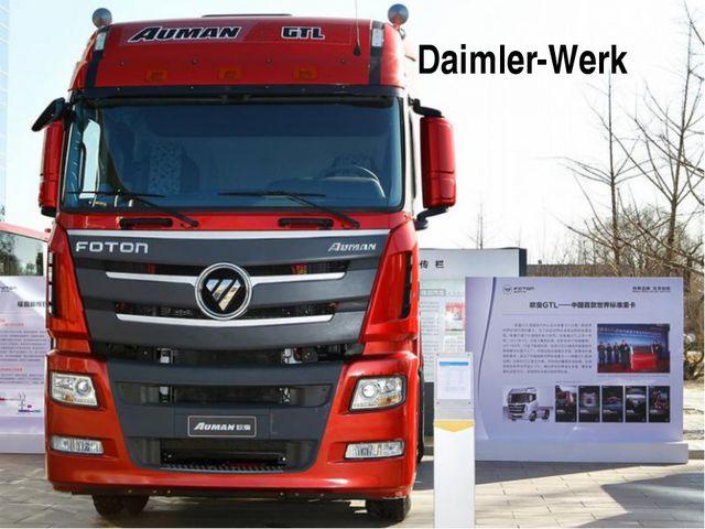 Daimler-Werk