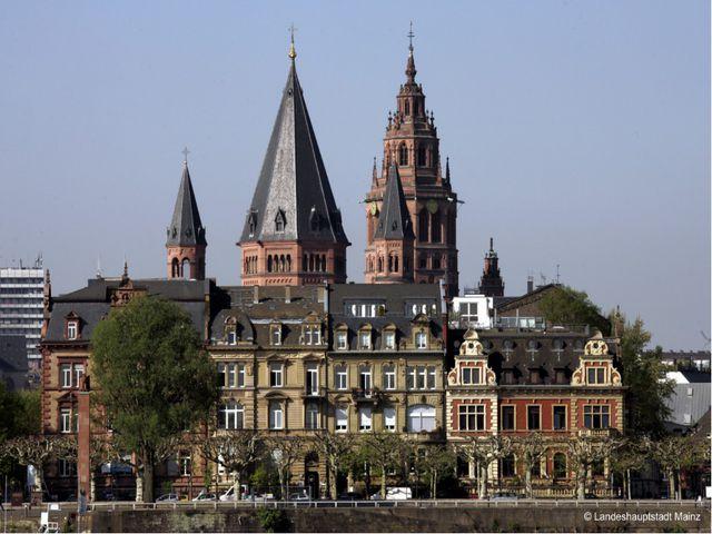 die Hauptstadt ̶̶̶̶̶̶̶̶̶̶̶̶̶ Mainz
