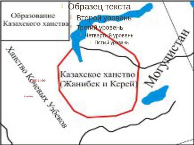 1465-1466 Козыбасы