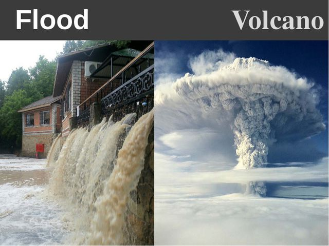Flood Volcano 22.3.12