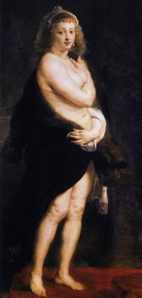 жена Рубенса