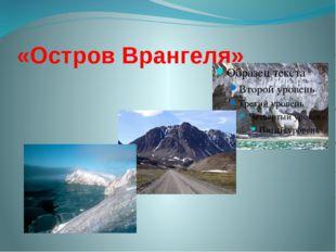 «Остров Врангеля»