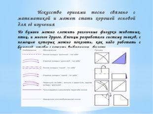 Из бумаги можно сложить различные фигурки животных, птиц, и многое другое. Яп