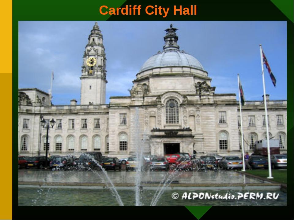 Cardiff City Hall