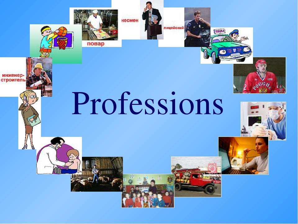 Professions