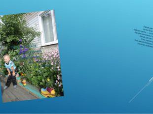 В мире цветов тепло и прохладно, Целый букет ароматов и звуков… Каждый цветок