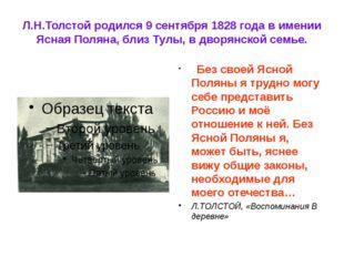 Когда Толстому шел девятый год, отец впервые повез его в Москву, впечатления
