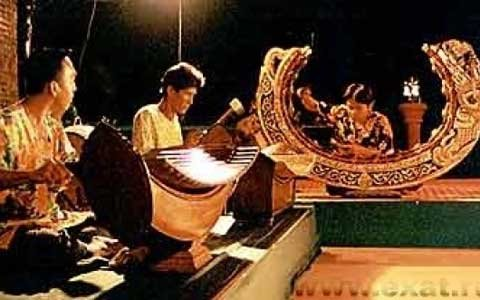 Народная музыка Таиланда