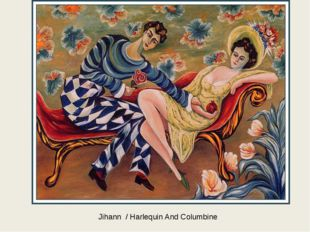 Jihann / Harlequin And Columbine