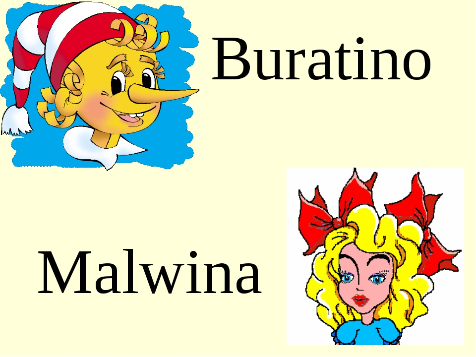 Buratino Malwina