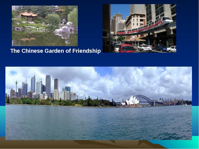 The Chinese Garden of Friendship