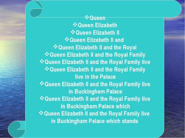 Queen Queen Elizabeth Queen Elizabeth II Queen Elizabeth II and Queen Elizabe...