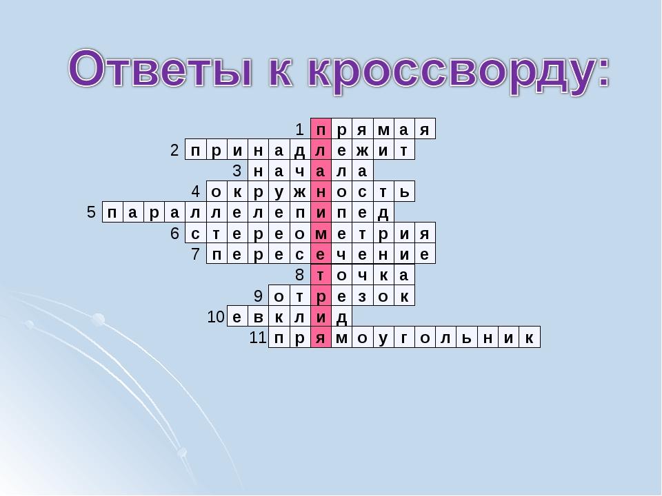 п р я м а я 1 л е ж и т д а н и р п 2 а л а ч а н 3 н о с т ь ж у р к о 4 и п...